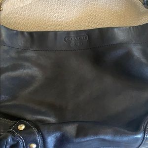 Coach Bags - Coach Hobo Leather Bag